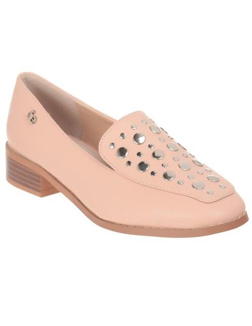 2a248691 Zapato CLOE durazno punta cuadrada