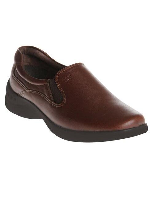 6850041c192aa Zapato liso Flexi piel