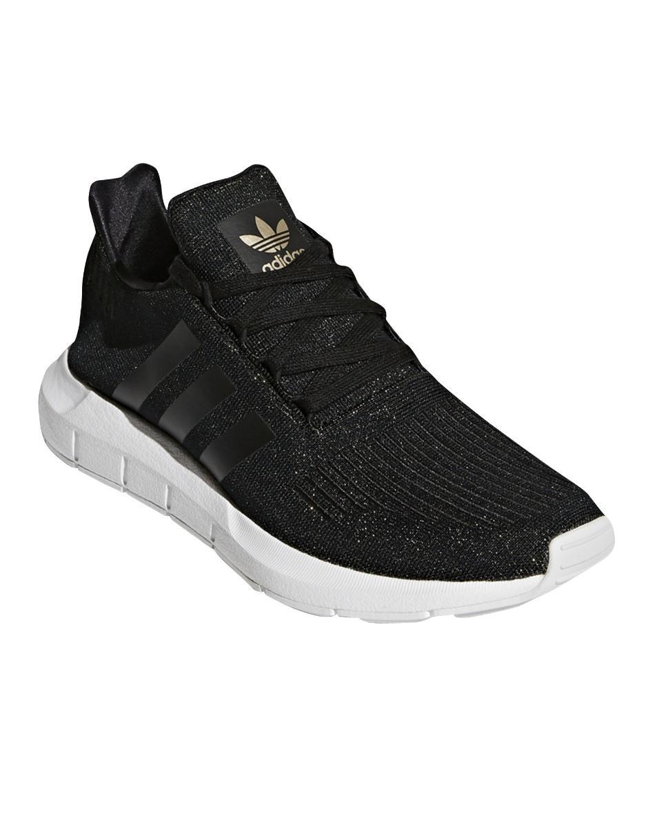 Tenis liso Adidas Originals Swift Run negro
