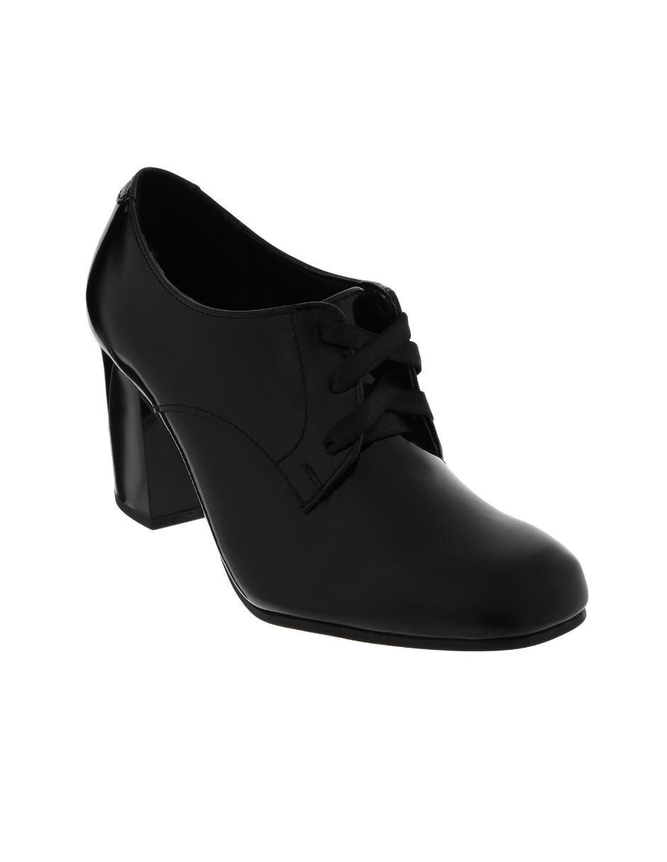 Zapato liso Flexi piel negro f0d35e4d9fe