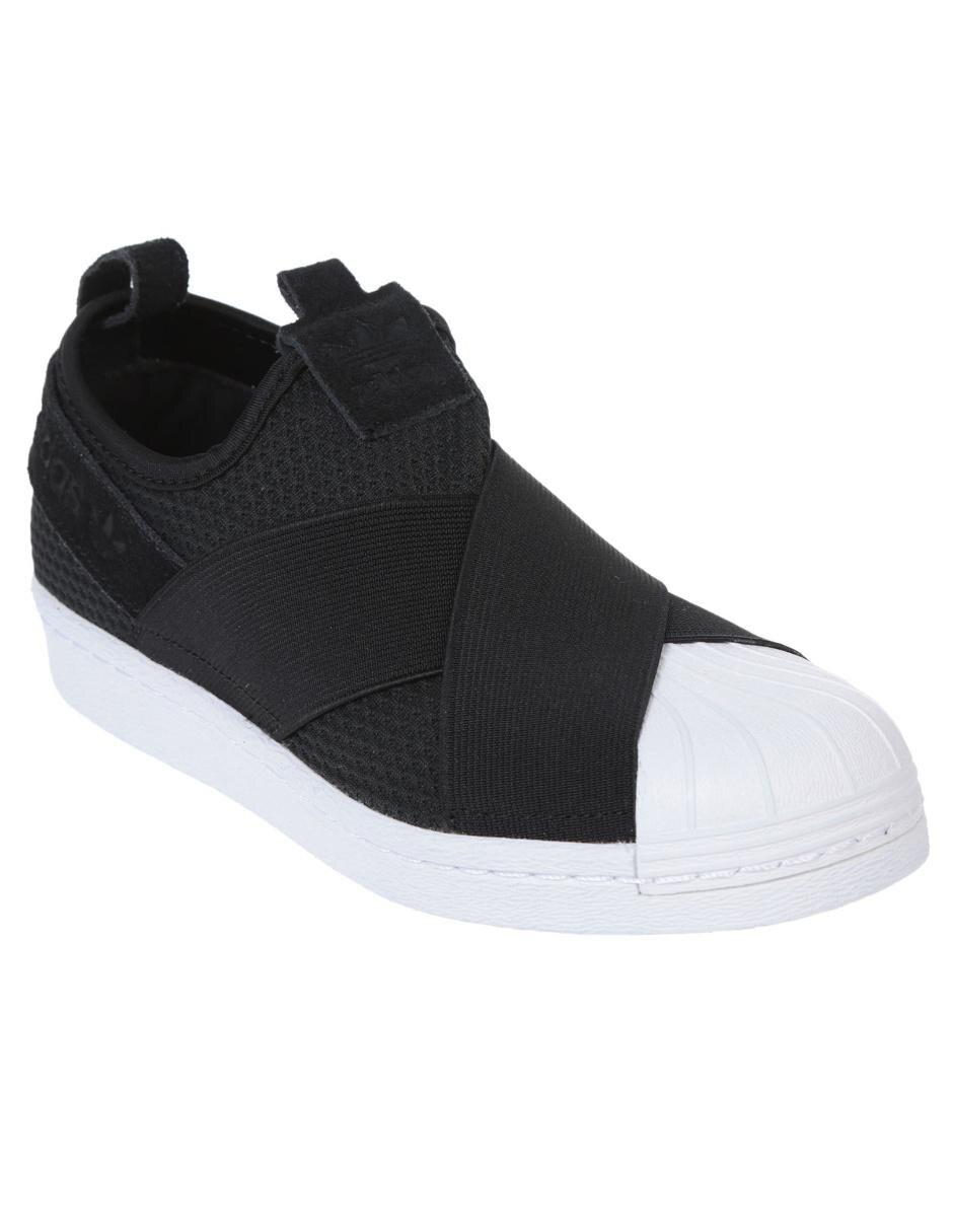 f86e14bd673 Tenis texturizado Adidas Originals negro
