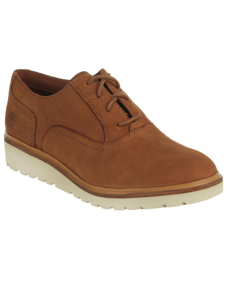 Zapato liso Timberland piel café 6814a097a48e4