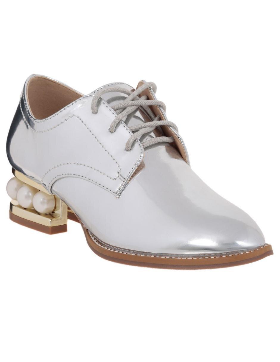 1dd43ed28 Zapato MAP Mariana efecto charol Precio Sugerido