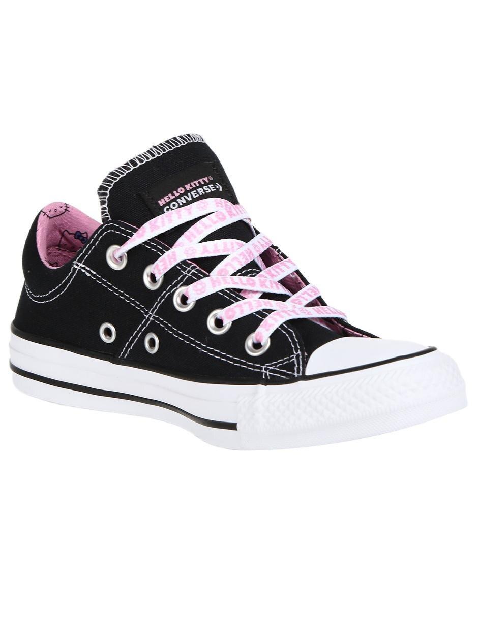 dd05f649231 Tenis Converse negro Hello Kitty Precio Lista