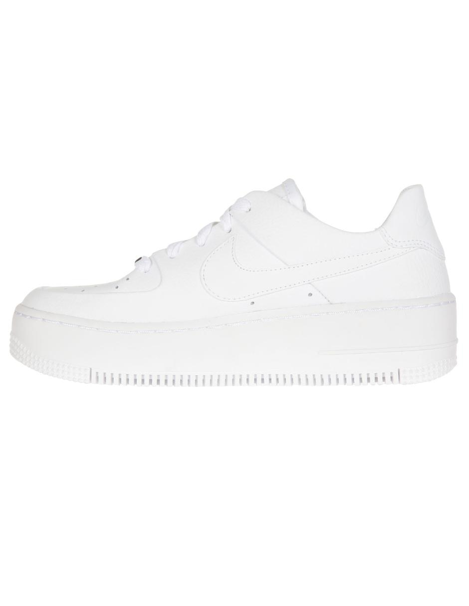 nike air force plataforma
