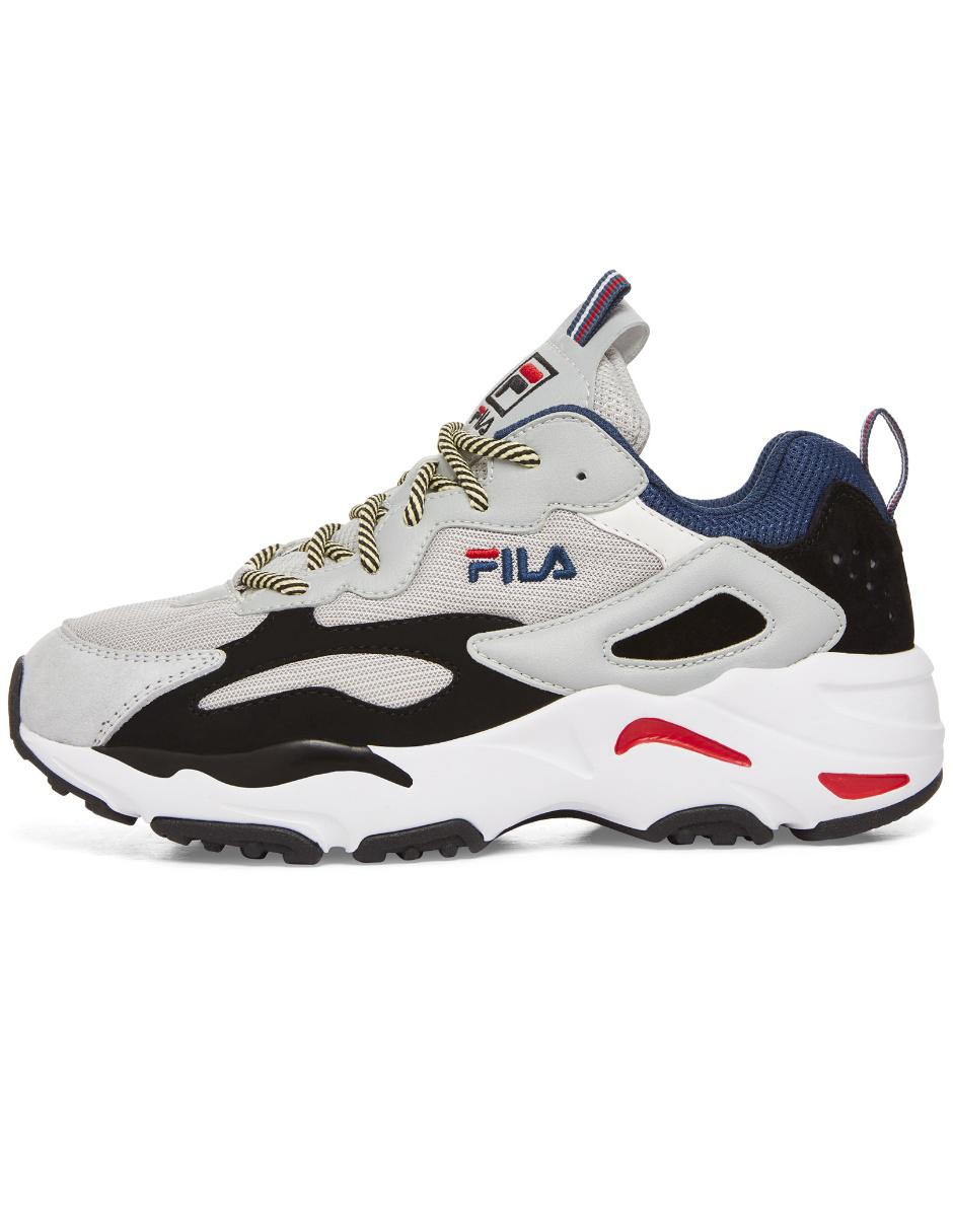 Tenis Fila Ray Tracer gris