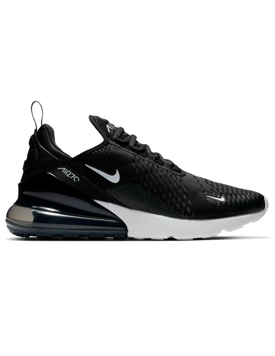 Tenis Nike Air Max 270 blanco con logotipo
